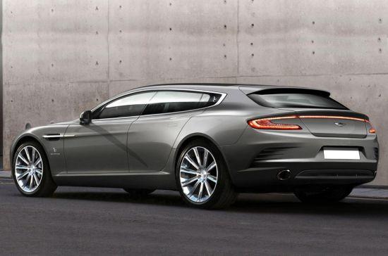 Bertone Aston Martin Rapide Shooting Brake