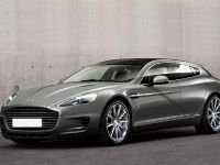 Bertone Aston Martin Rapide Shooting Brake, 2 of 5