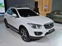Besturn X80 SUV Shanghai 2013