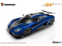 BHP Project Koenigsegg One 01, 1 of 3