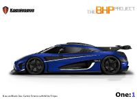 BHP Project Koenigsegg One 01, 2 of 3