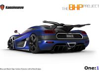 BHP Project Koenigsegg One 01, 3 of 3