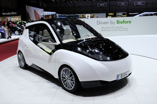 Biofore Concept Car Geneva
