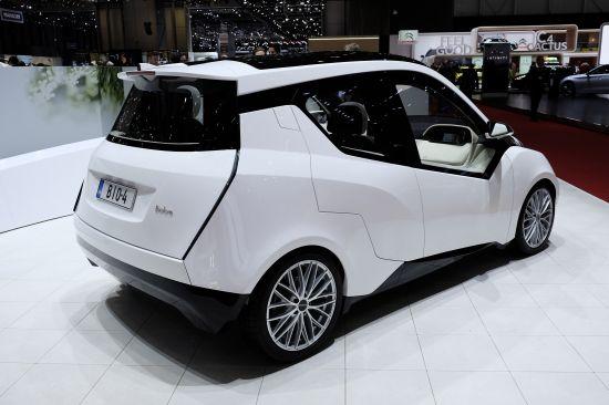 Biofore Concept Car Geneva