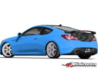 Bisimoto Hyundai Genesis Coupe, 2 of 2