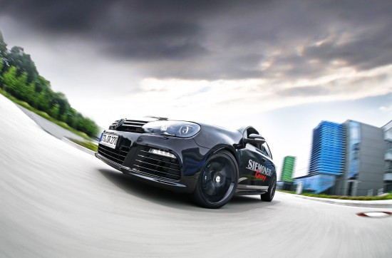 Black Pearl Volkswagen Golf VI GTI