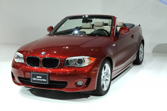 BMW 1 Series Convertible Detroit