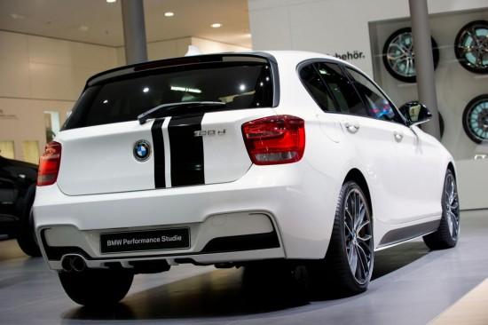 BMW 1-Series Performance