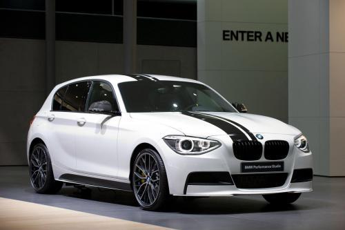 BMW 1-Series Performance Upgrades