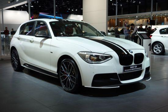 BMW 1-Series Shanghai