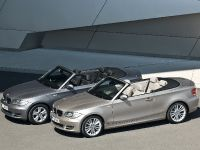 BMW 118d Convertible and BMW 123d Convertible