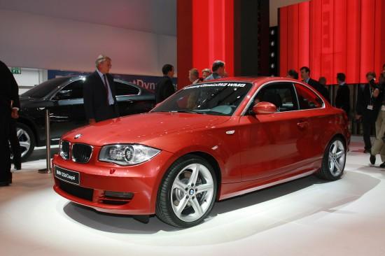BMW 123d Coupe Frankfurt