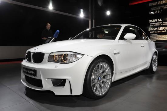 BMW 1er M Coupe Geneva