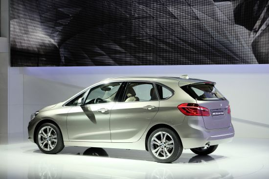 BMW 2 Series Active Tourer Geneva