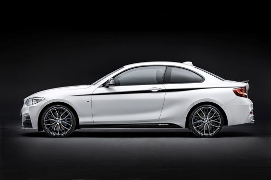 BMW 2 Series Coupe M Performance