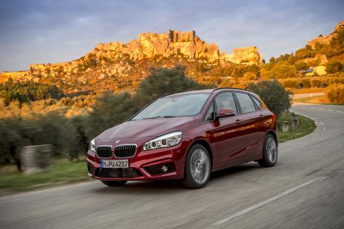 BMW полный привод технологии признакам в новом BMW 2 серии Активный Tourer