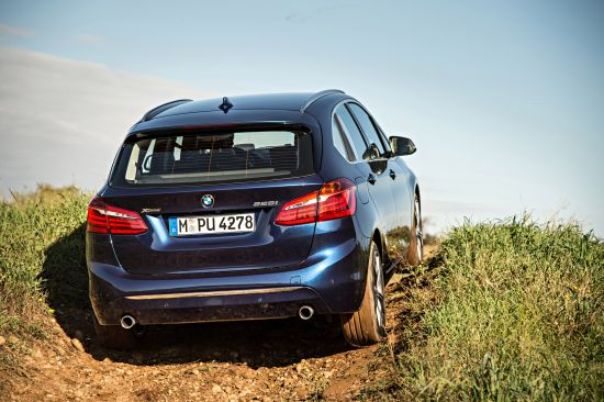 BMW 225i xDrive Active Tourer