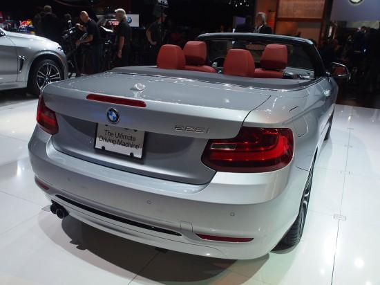 BMW 228i Convertible Los Angeles