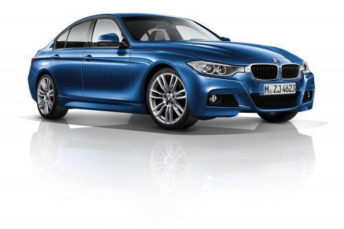 2012 BMW 3-Series седан F30