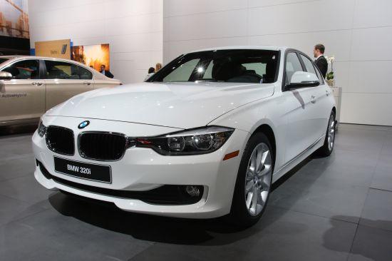 BMW 320i Detroit