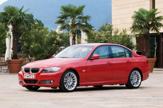 BMW 335d BluePerformance