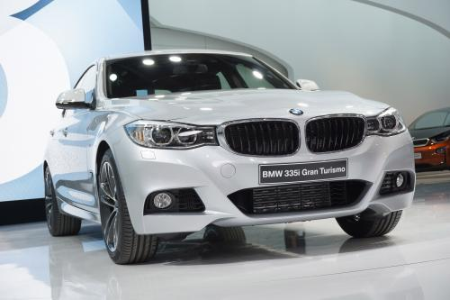 2013 Женевский автосалон: BMW 335i Gran Turismo