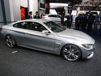 BMW 4 Series Coupe Concept Detroit 2013