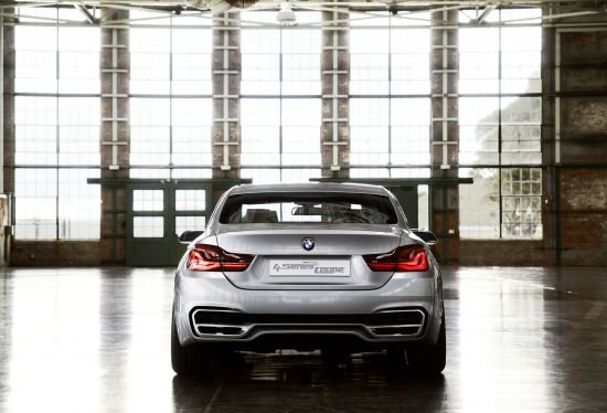 BMW 4-Series Coupe Concept F32