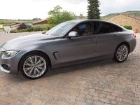 BMW 4-Series Gran Coupe Individual Frozen Cashmere Silver, 5 of 10