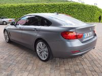 BMW 4-Series Gran Coupe Individual Frozen Cashmere Silver, 7 of 10