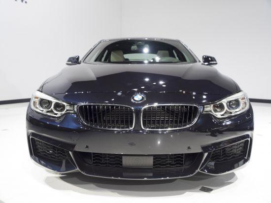 BMW 435i Gran Coupe New York