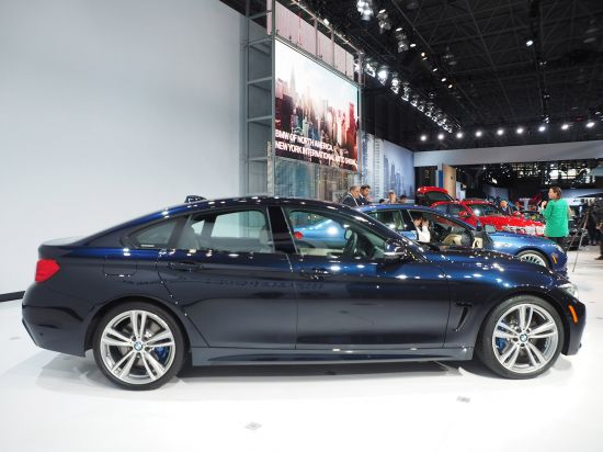 BMW 435i Gran Coupe New York