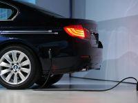 BMW 5 Series Electric Shanghai 2011