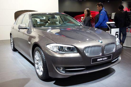 BMW 5-Series Shanghai