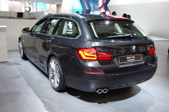 BMW 5-Series Shanghai