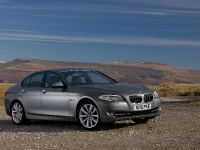 BMW 520d EfficientDynamics Saloon, 1 of 9