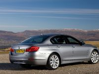 BMW 520d EfficientDynamics Saloon, 2 of 9