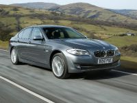 BMW 520d EfficientDynamics Saloon, 3 of 9