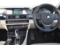 BMW 520d EfficientDynamics Saloon, 5 of 9