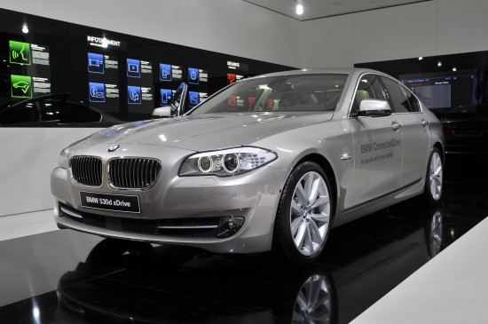 BMW 530d xDrive Geneva