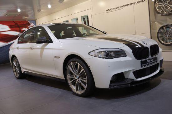 BMW 535i Geneva