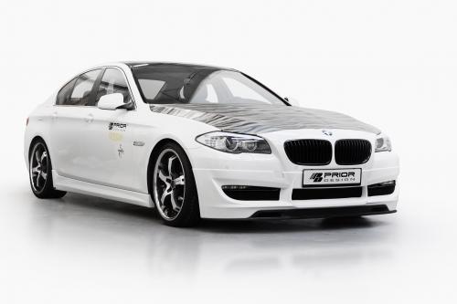 PRIOR-DESIGN на BMW 5-Series F10 PD аэродинамический комплект