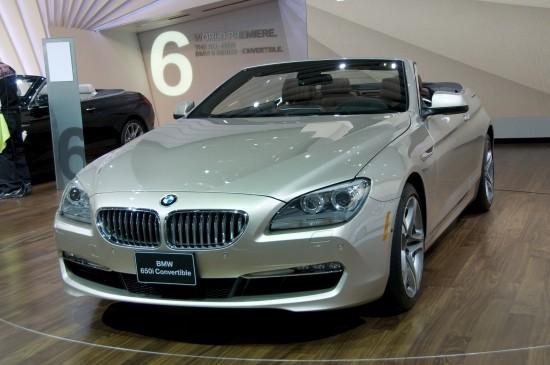 BMW 6 Series Convertible Detroit