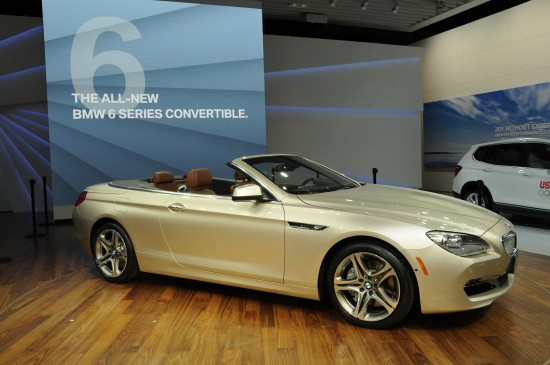 BMW 6 Series Convertible Detroit
