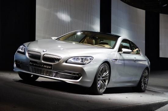 BMW 6 Series Coupe Paris