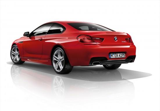 BMW 6-Series F12 M-package
