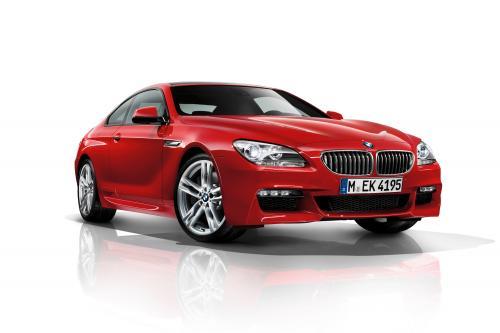BMW 6-Series F12 M-пакет