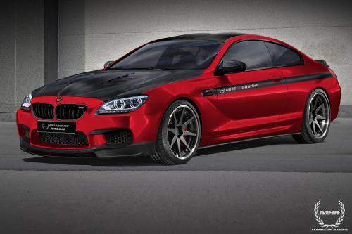 BMW 6-Series F12 MH6 S Bi-turbo - 700HP и 900Nm