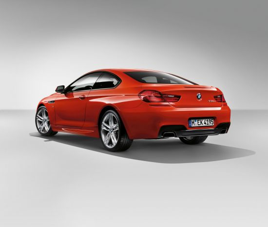 BMW 6 Series M Sport Edition