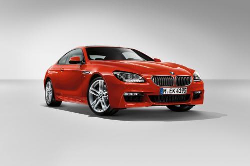 M Sport Edition пакет для BMW 6-серии